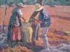 cuadro-chico-prats-ibiza-payeses-guardando-almendras
