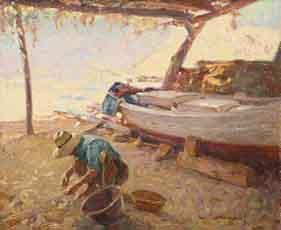 cuadro-chico-prats-pescador